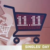 China Singles Day ECommerce Tmall Alibaba