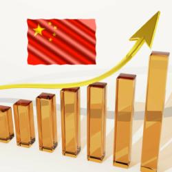 China eCommerce Umsatz Sales 2017 JD Tmall WeChat